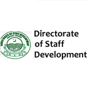 Directorate of Staff Development  Education Department Punjab
