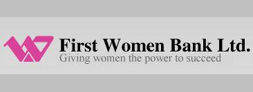 First Women Bank Ltd Logo