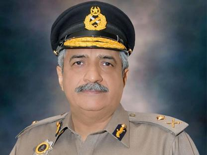 Former IG Motorway Zafar Abbas Lak Downgraded