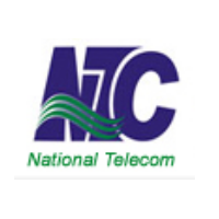 NTC Logo - National Telecommunication Corporation