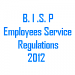 BISP Employees Service Rules 2012