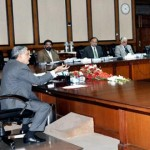 Steel Mills Employees Salaries Issue in ECC Meeting