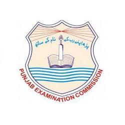 Punjab Examination Commission Lahore (PEC) Logo