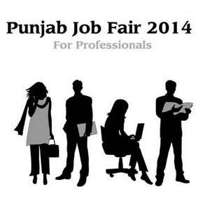 Punjab Youth Festival Job Fair 2014