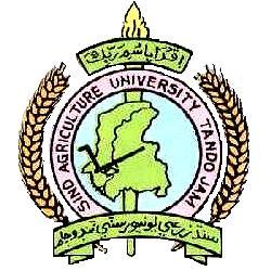 Sindh Agriculture University (SAU) Tando Jam Logo