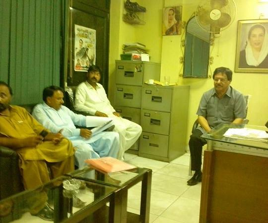 APCA Meeting with Sindh Government 2