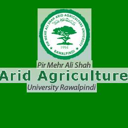 Pir Mehr Ali Shah Arid Agriculture University Rawalpindi Logo