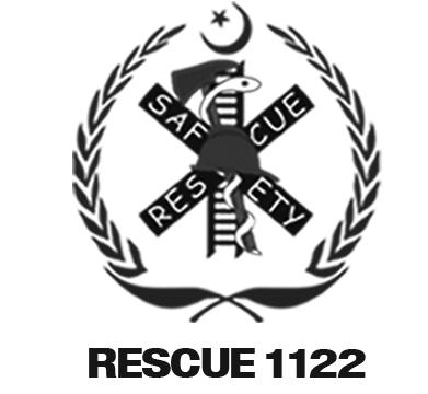Punjab Rescue 1122 Logo