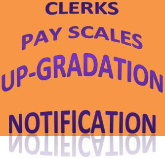 Finance Department KPK Govt issued notification regarding clerks pay scales up-gradation