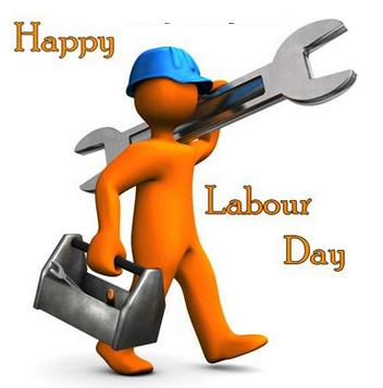 Public Holiday Notification for Labor Day May 1, 2017