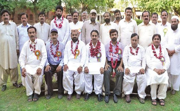 School Head Masters Association District Multan Elections