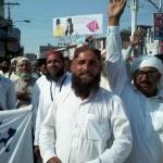 Punjab Teachers Union Protest Rally-Jalsa Multan (13)