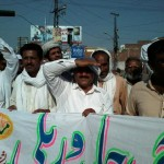 Punjab Teachers Union Protest Rally-Jalsa Multan