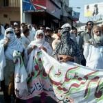 Punjab Teachers Union Protest Rally-Jalsa Multan (7)