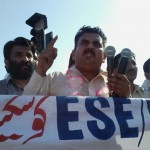 Punjab Teachers Union Protest Rally-Jalsa Multan (9)