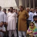 PIA Union Protest in Karachi 1
