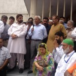 PIA Union Protest in Karachi (Picture Gallery)