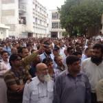 PIA Union Protest in Karachi 6
