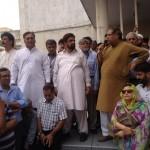 PIA Union Protest in Karachi 7