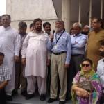 PIA Union Protest in Karachi 8