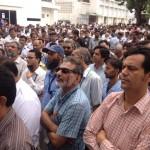 PIA Union Protest in Karachi 9