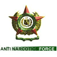 Anti Narcotics Force (ANF) Logo