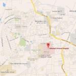 Bahawal Victoria Hospital Bahawalpur Location Map