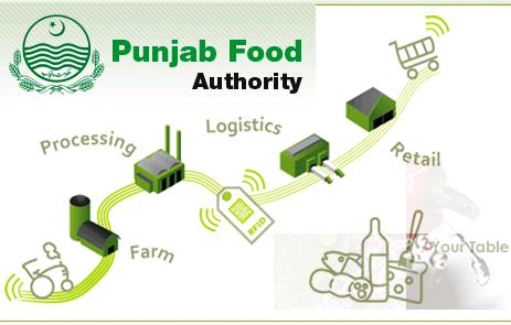 Internship in Punjab Food Authority