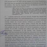 Big city allowance decision Lahore High Court 2