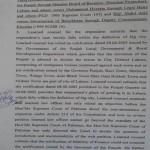 Big city allowance decision Lahore High Court 3