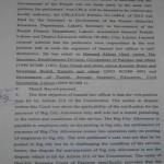 Big city allowance decision Lahore High Court 4