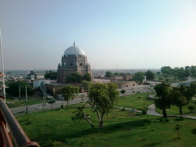 Multan Qila New Look