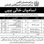 Vacancies in PM Office, Prime Minister Inspection Commission