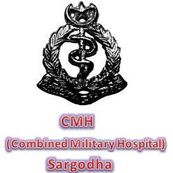 Jobs in Combined Military Hospital (CMH) Sargodha