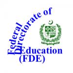 Federal Directorate of Education (FDE) Islamabad Logo