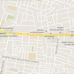 MEPCO Head Office (Complex) Multan Location Map