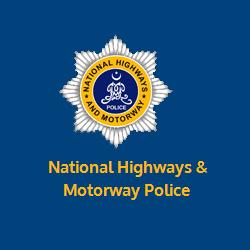National Highways and Motorway Police (NH&MP) Logo
