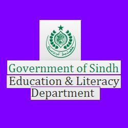 Sindh Education and Literacy Department Logo
