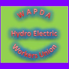 WAPDA Hydro Electric Workers Union Logo