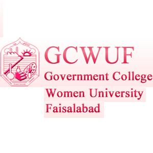 Jobs in Government College Women University Faisalabad