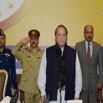 Nawaz Sharif in Motorway Police Ceremony 30-12-2014