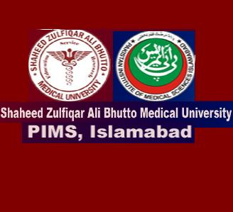 PIMS Islamabad - SZAMU Logo