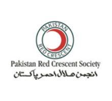 Pakistab Red Crescent Society (PRCS) Logo Anjuman e Hilal e Ehmar