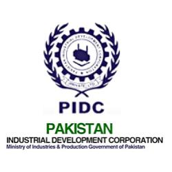 Pakistan Industrial Development Corporation (PIDC) Logo