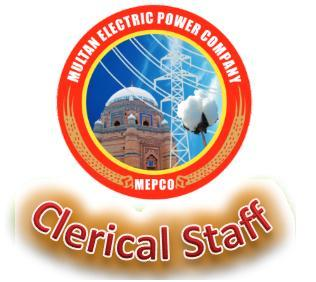 MEPCO Jobs for Clerical Staff (UDC, LDC, Clerk, Stenographer, Assistant)