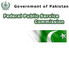 Jobs in FPSC – Federal Public Service Commission
