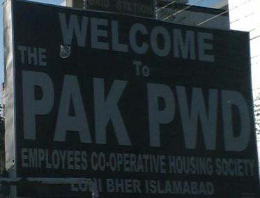Pak PWD Employees Cooperative Housing Society Lohi Bher Islamabad