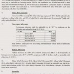 TEVTA Punjab Revised Pay Scales 2014 issued in 2015 (Page 2)