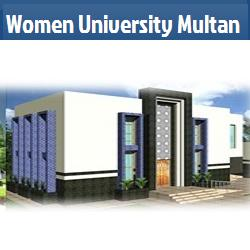 The Women University Multan (WUM) Logo