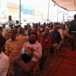 United Workers Front of KPT Karachi Meeting